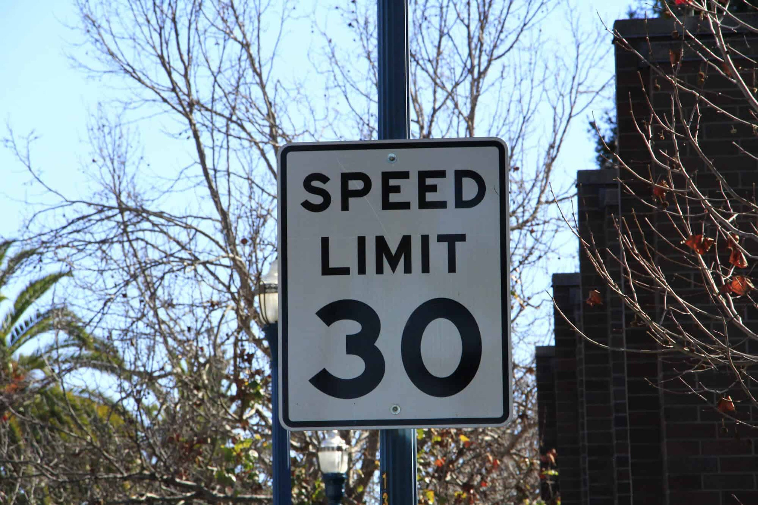 California Speed Limits & Laws Explained