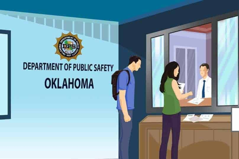 oklahoma driver's license