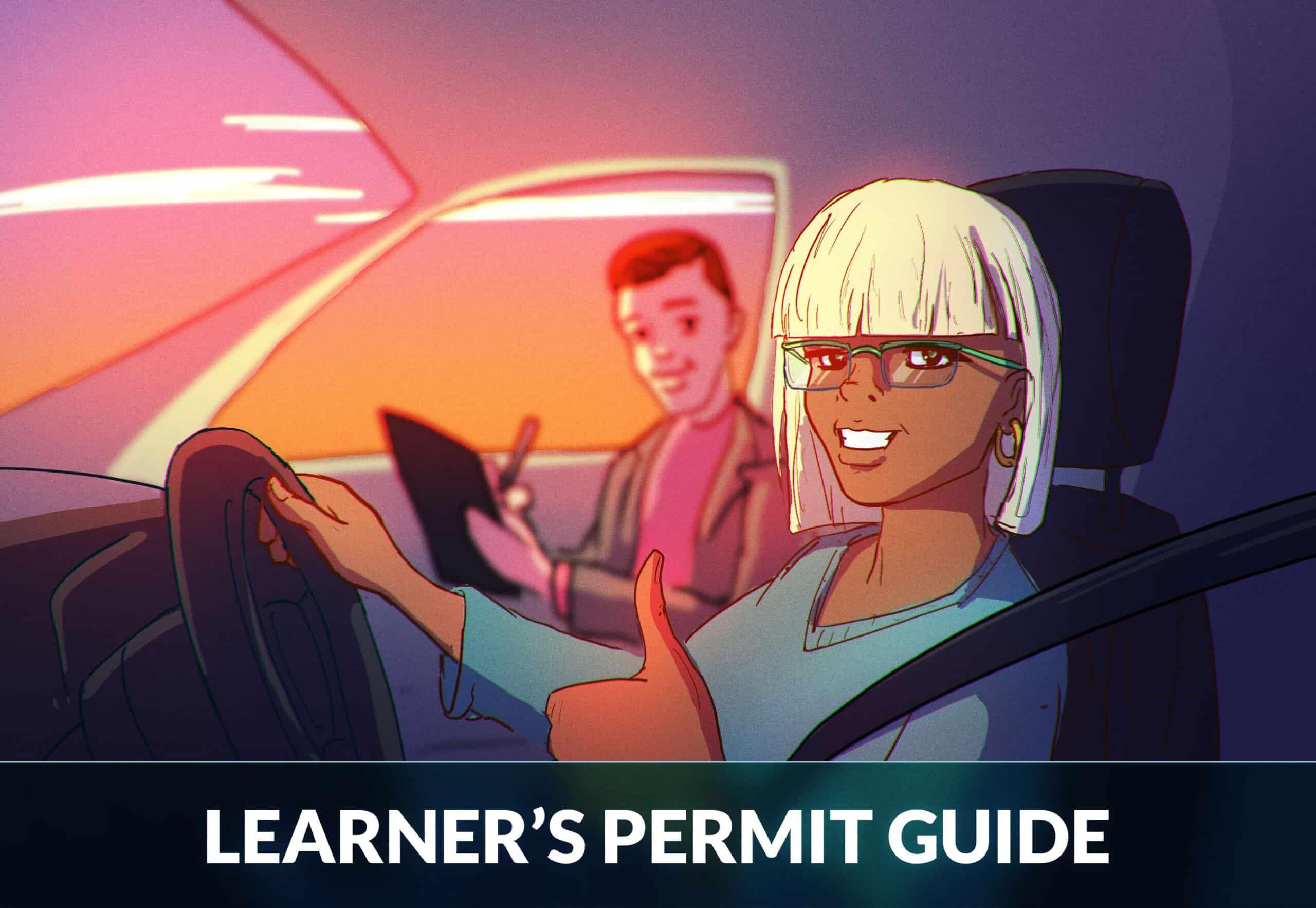 DMV Learner's Permit: The Ultimate 2021 Guide