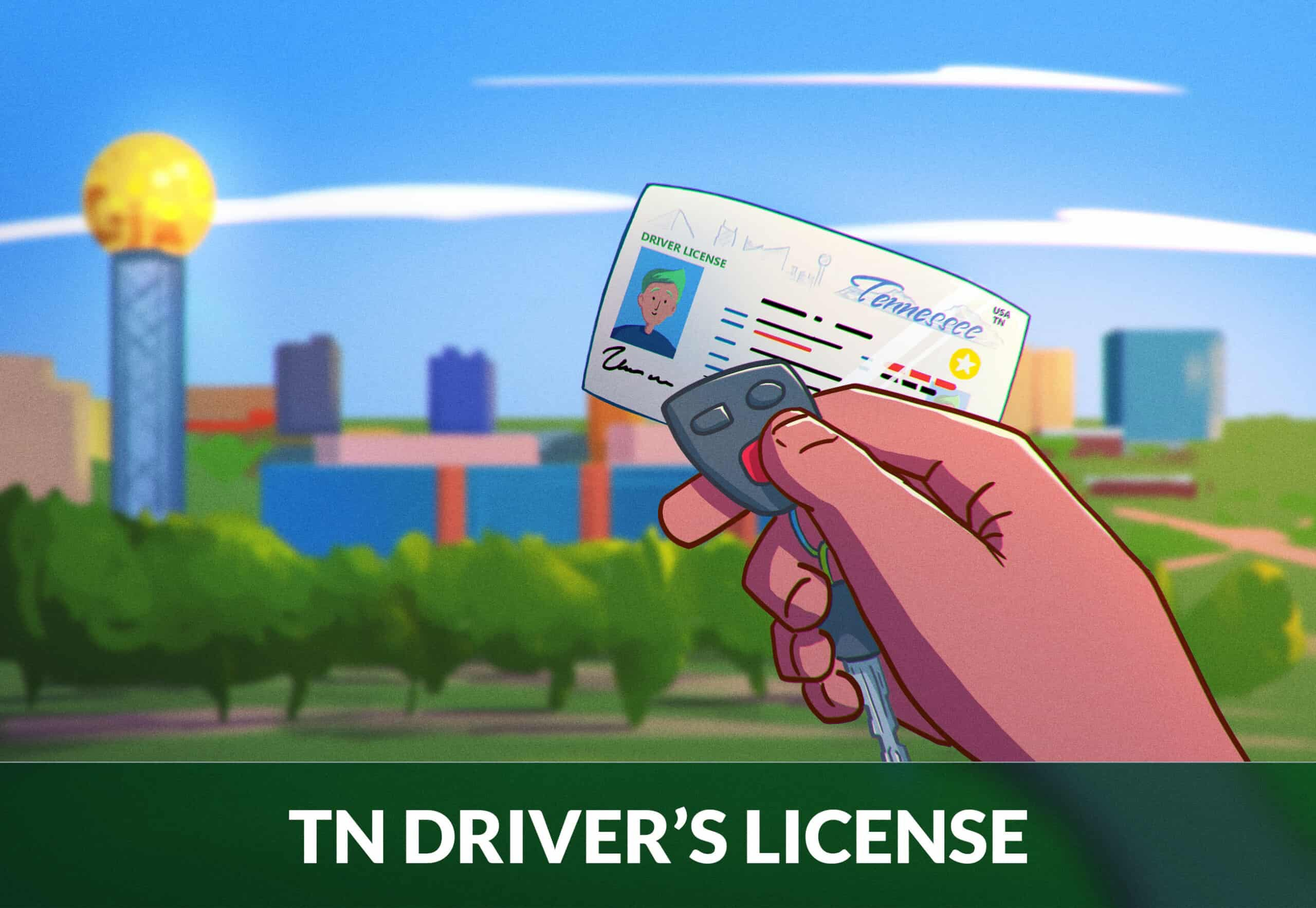Tennessee drivers license