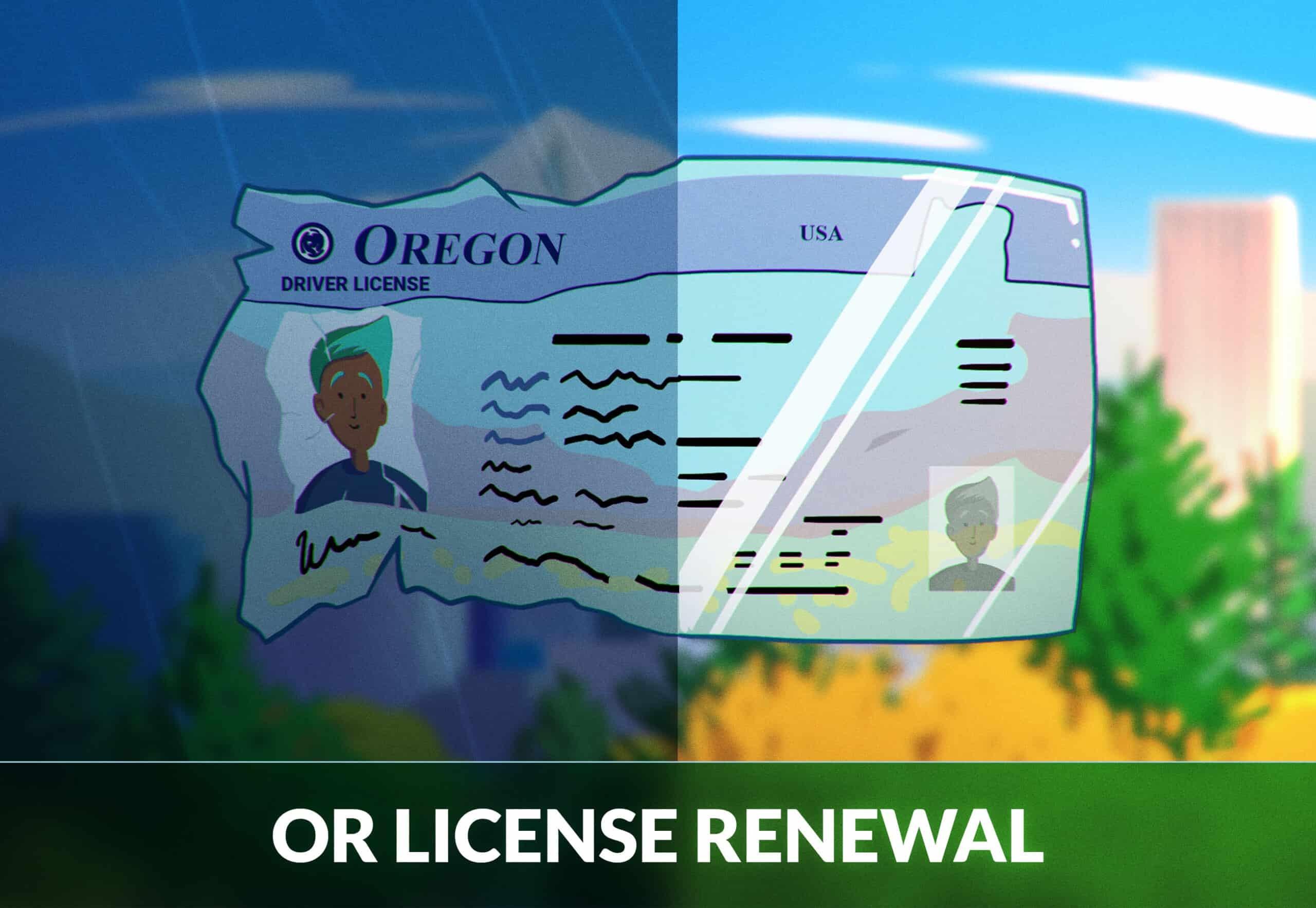 Oregon Driver's License Renewal: A Complete Guide