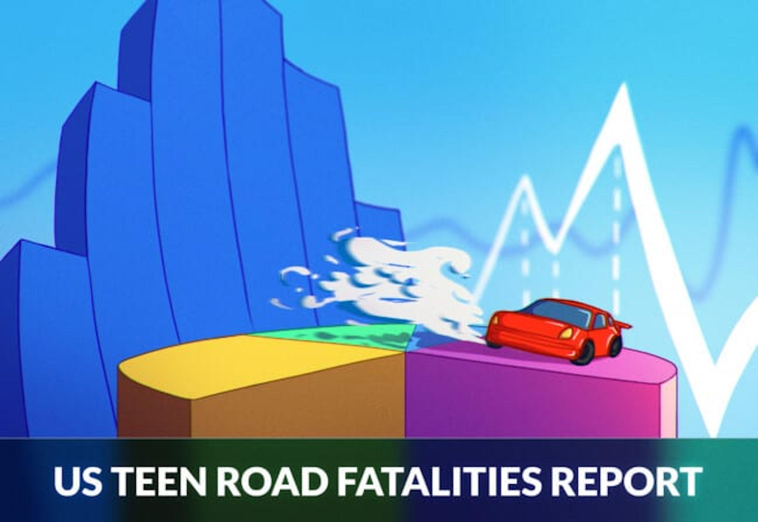 US TEEN ROAD FATALITIES REPORT
