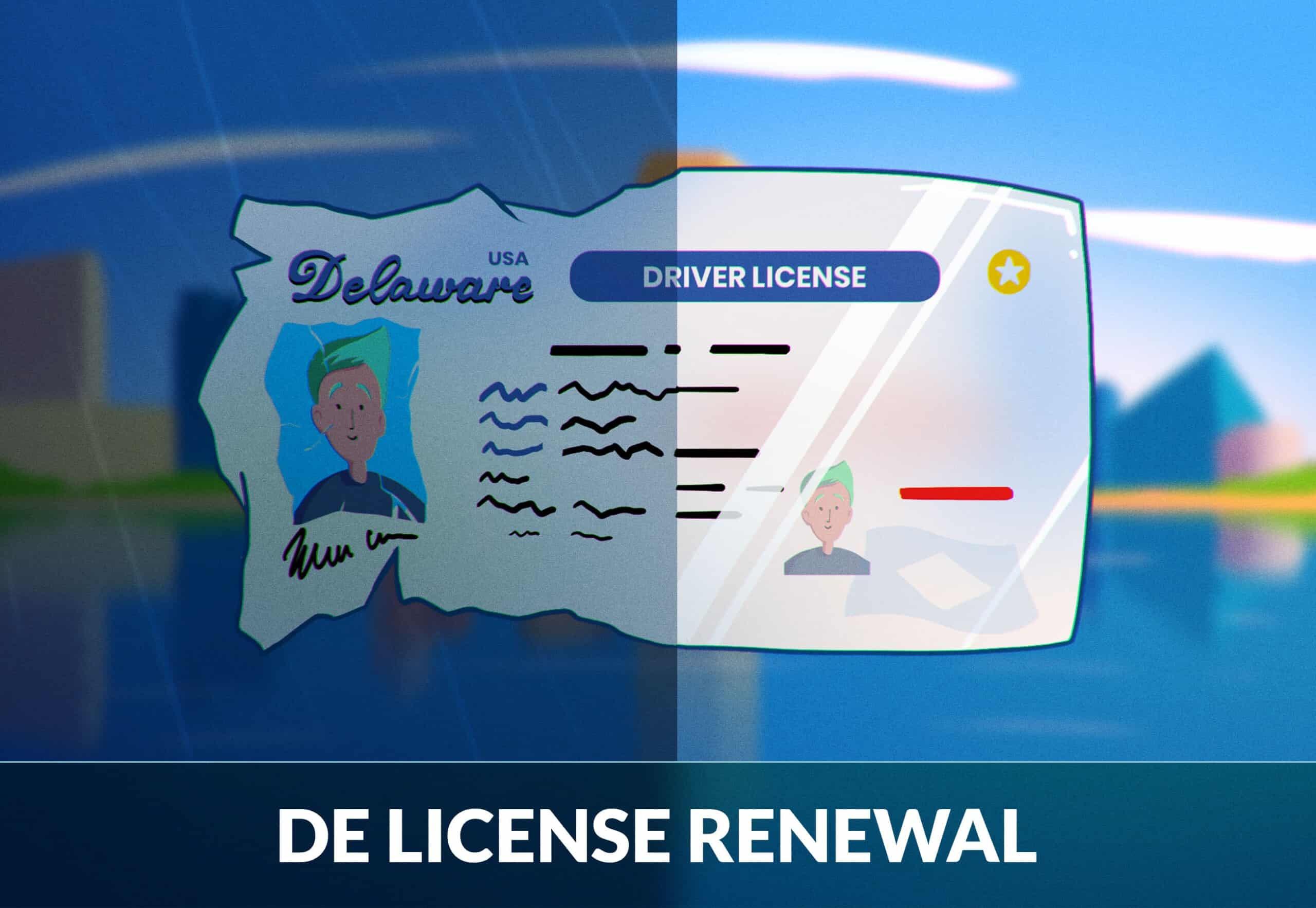 Delaware Driver's License Renewal