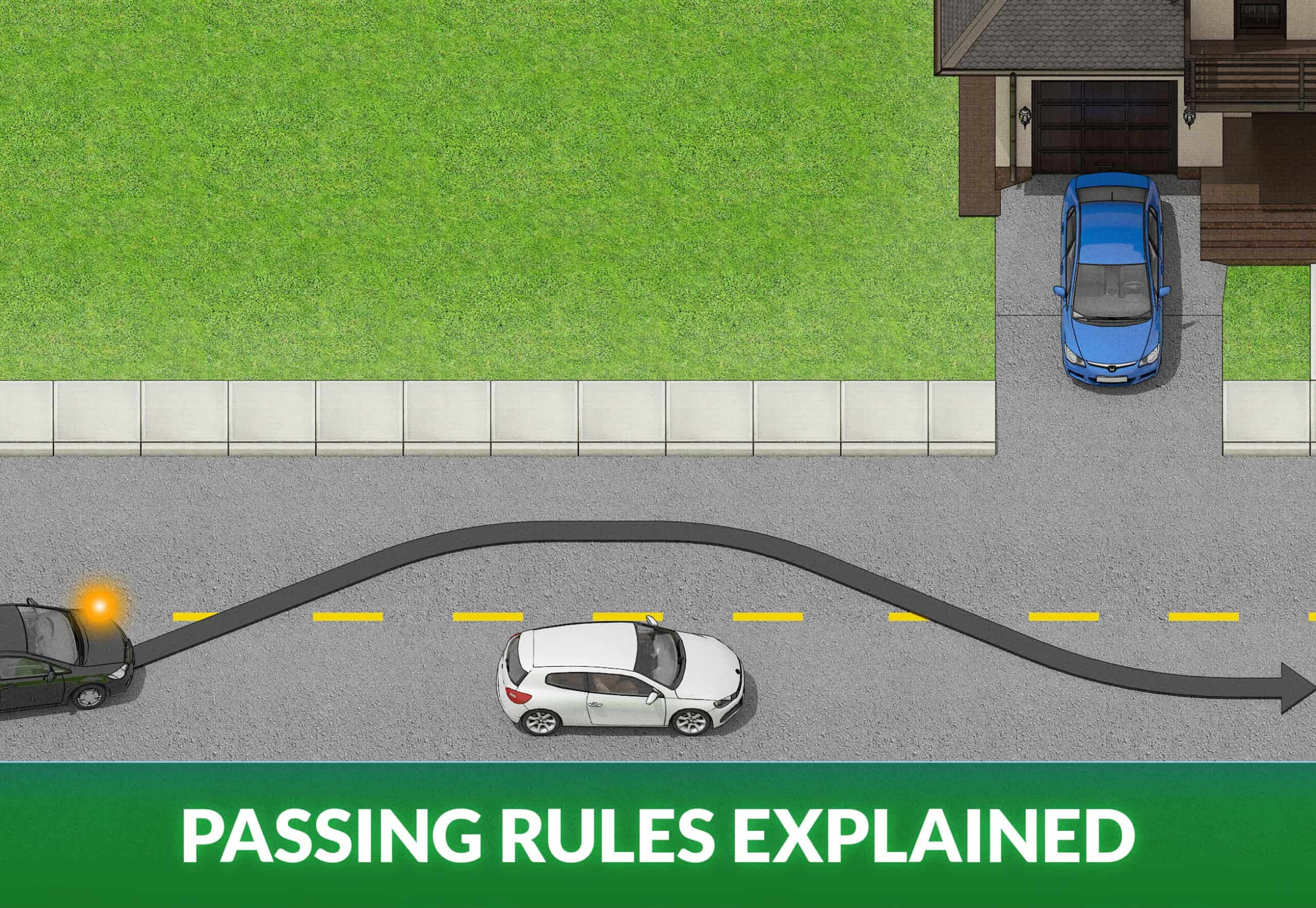 PASSING RULES EXPLAINED