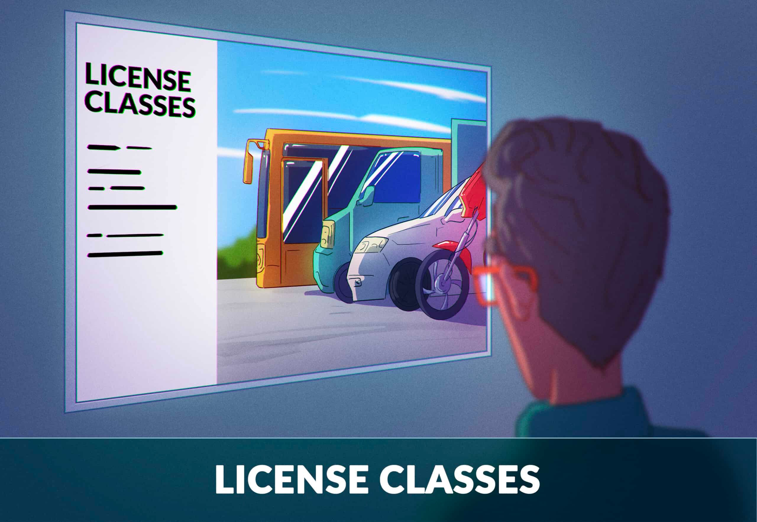 License Classes