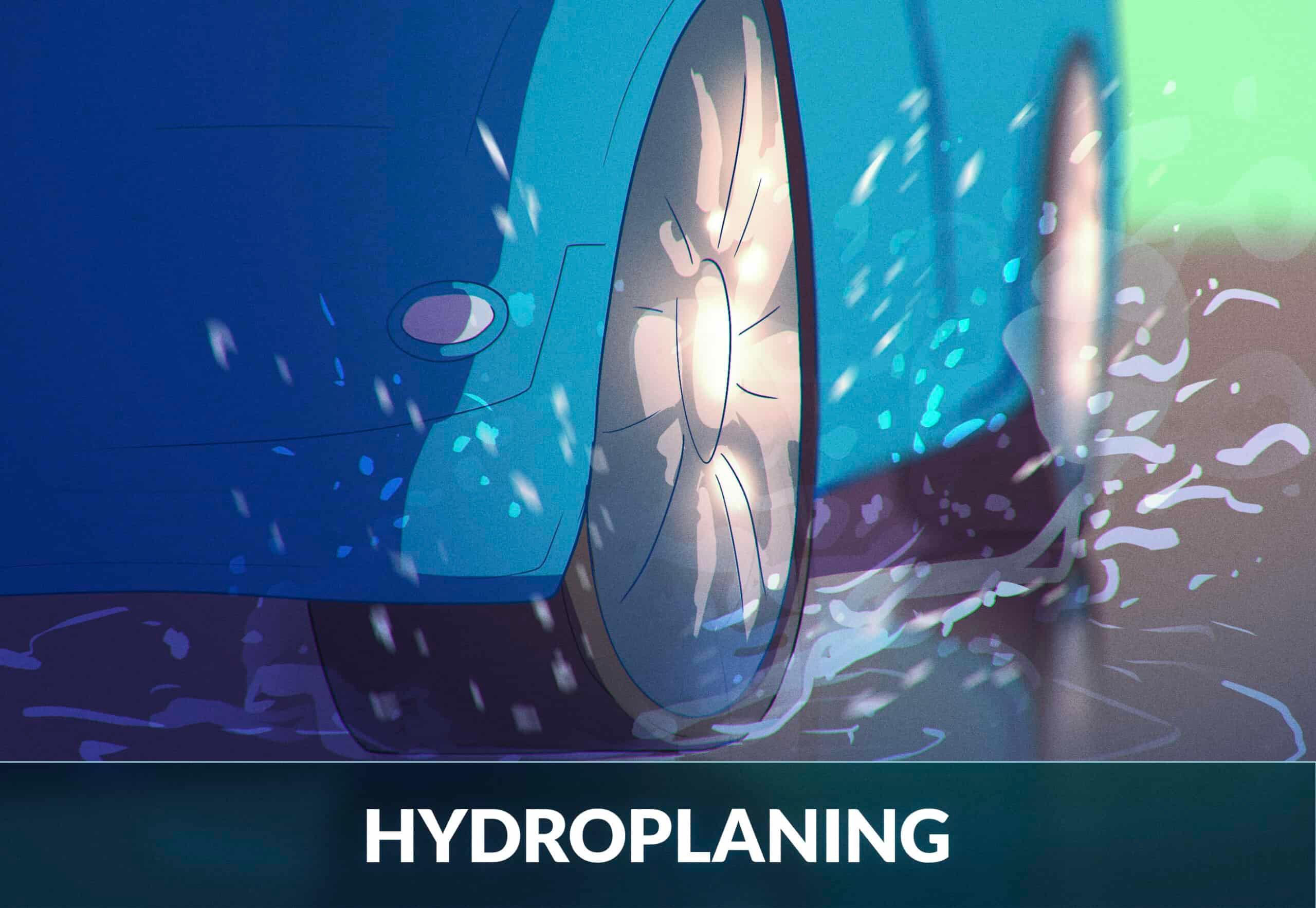Hydroplaning