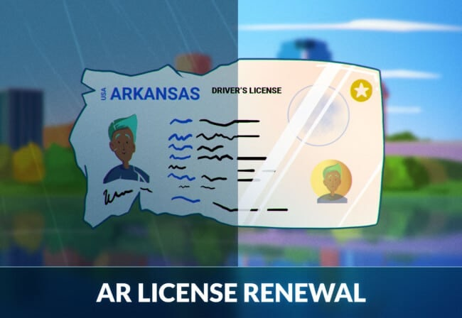 Arkansas Driver License Renewal