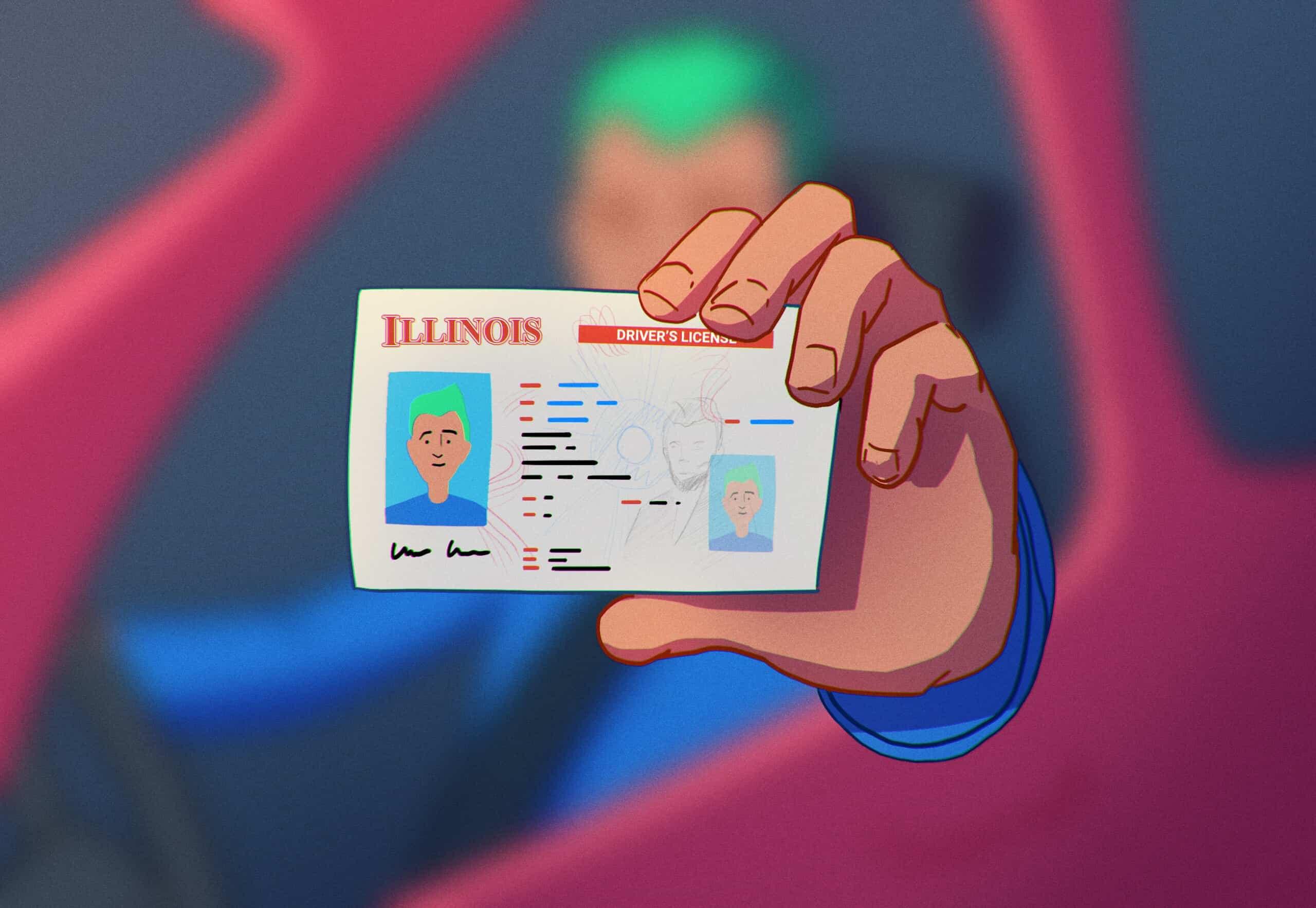 Illinois drivers license