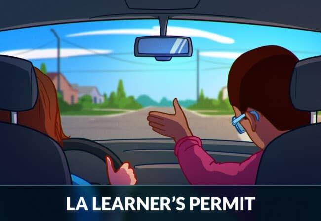 Louisiana Learners Permit
