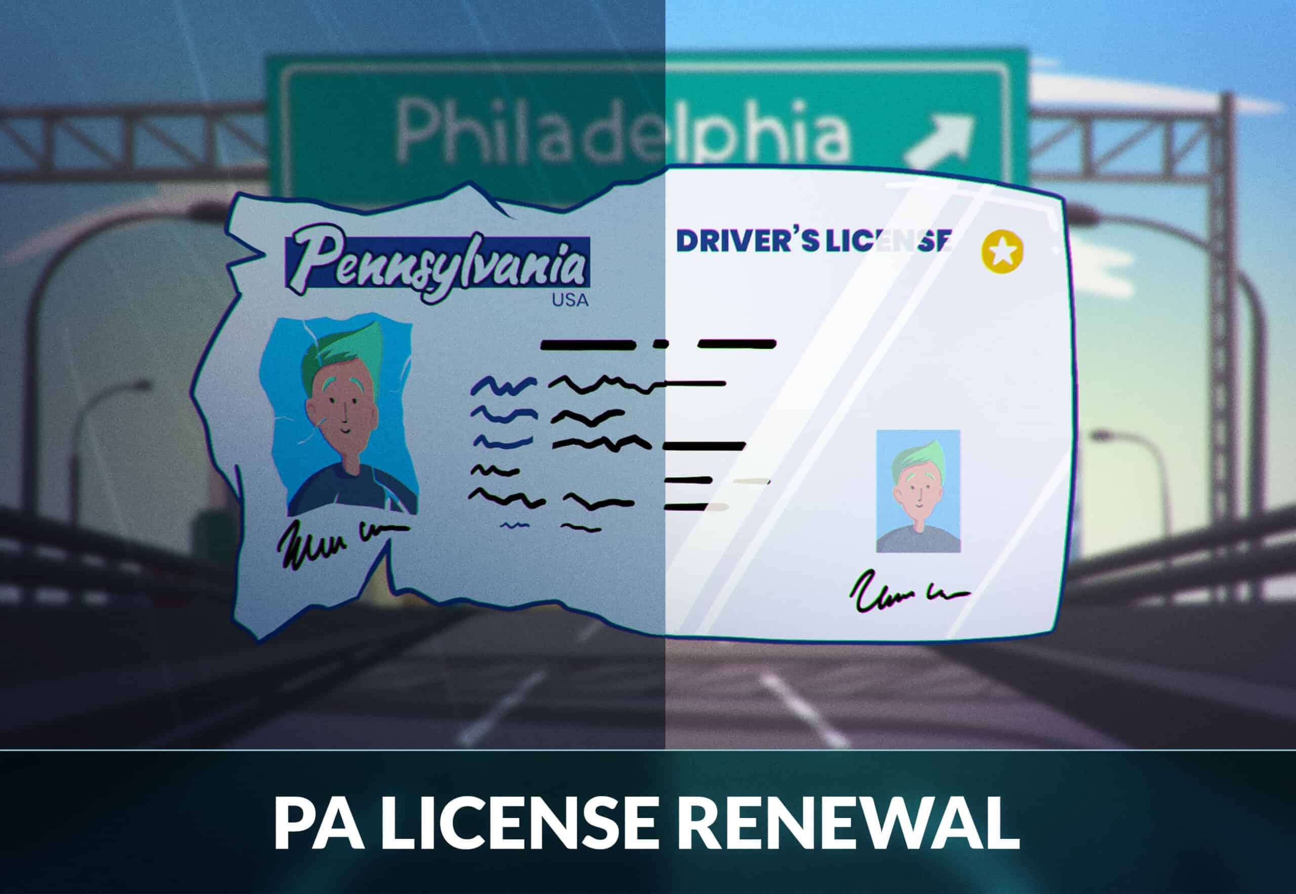 Pennsylvania Driver's License Renewal