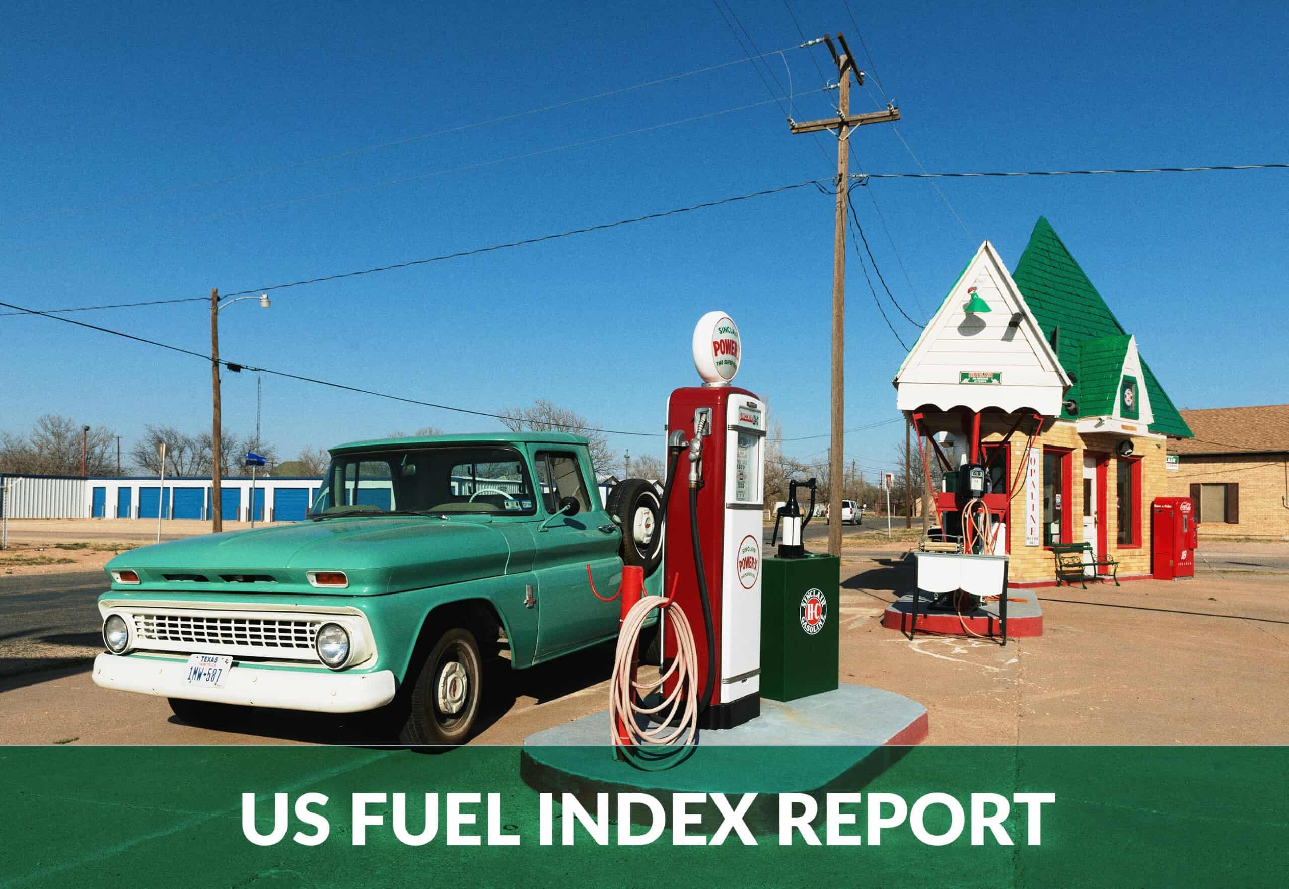 us fuel index report