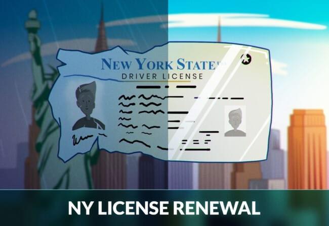 New York Driver's License Renewal