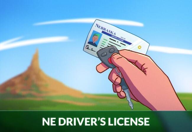 Nebraska Driver's License