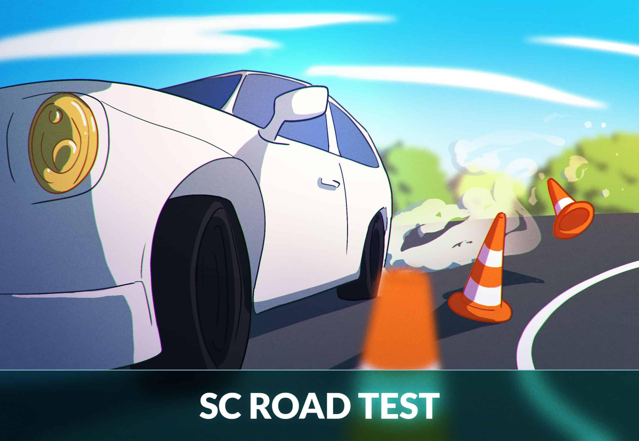 South_Carolina_Road_Test