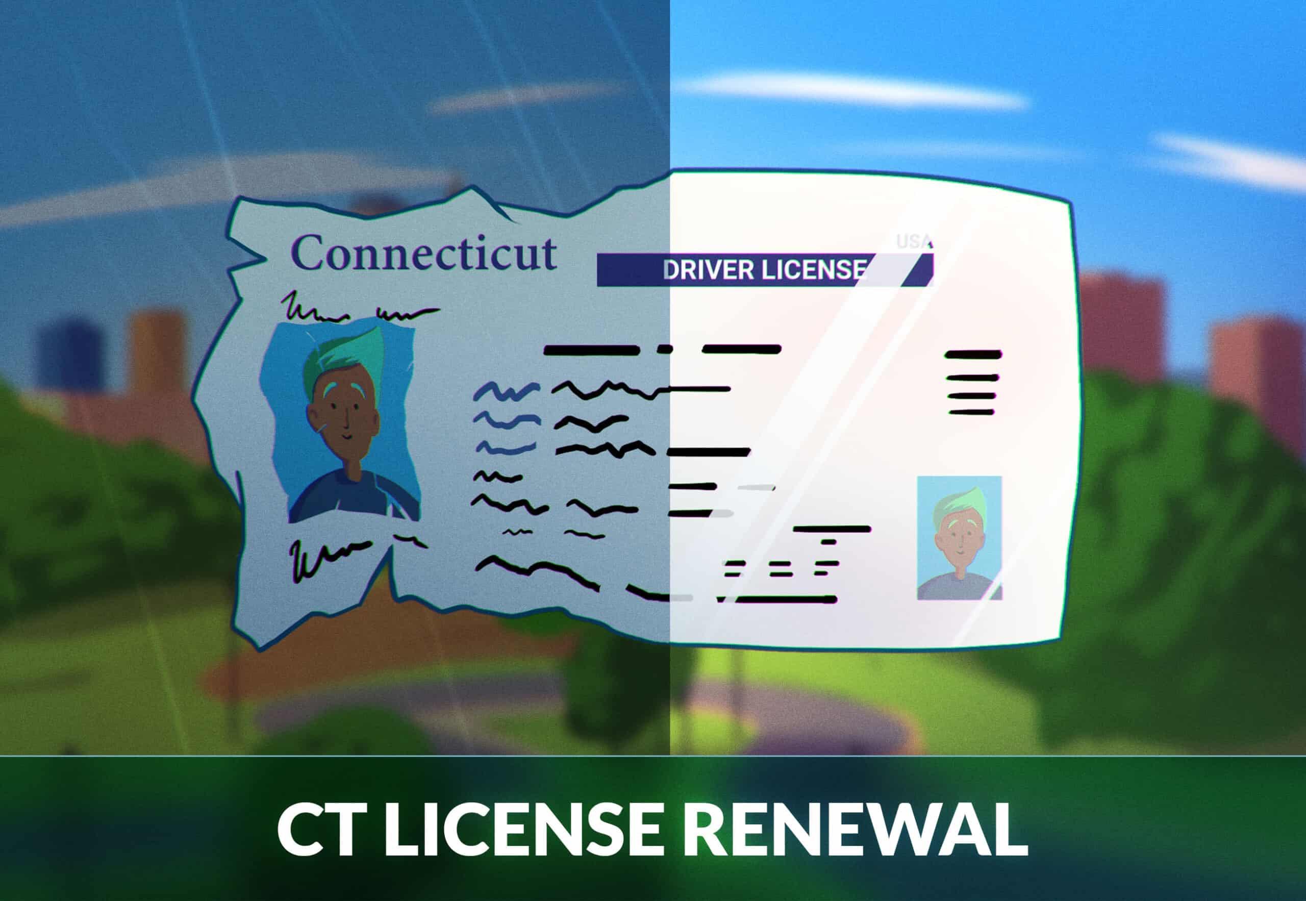 Connecticut Driver's License Renewal