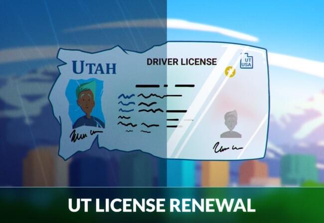 Utah Driver's License Renewal