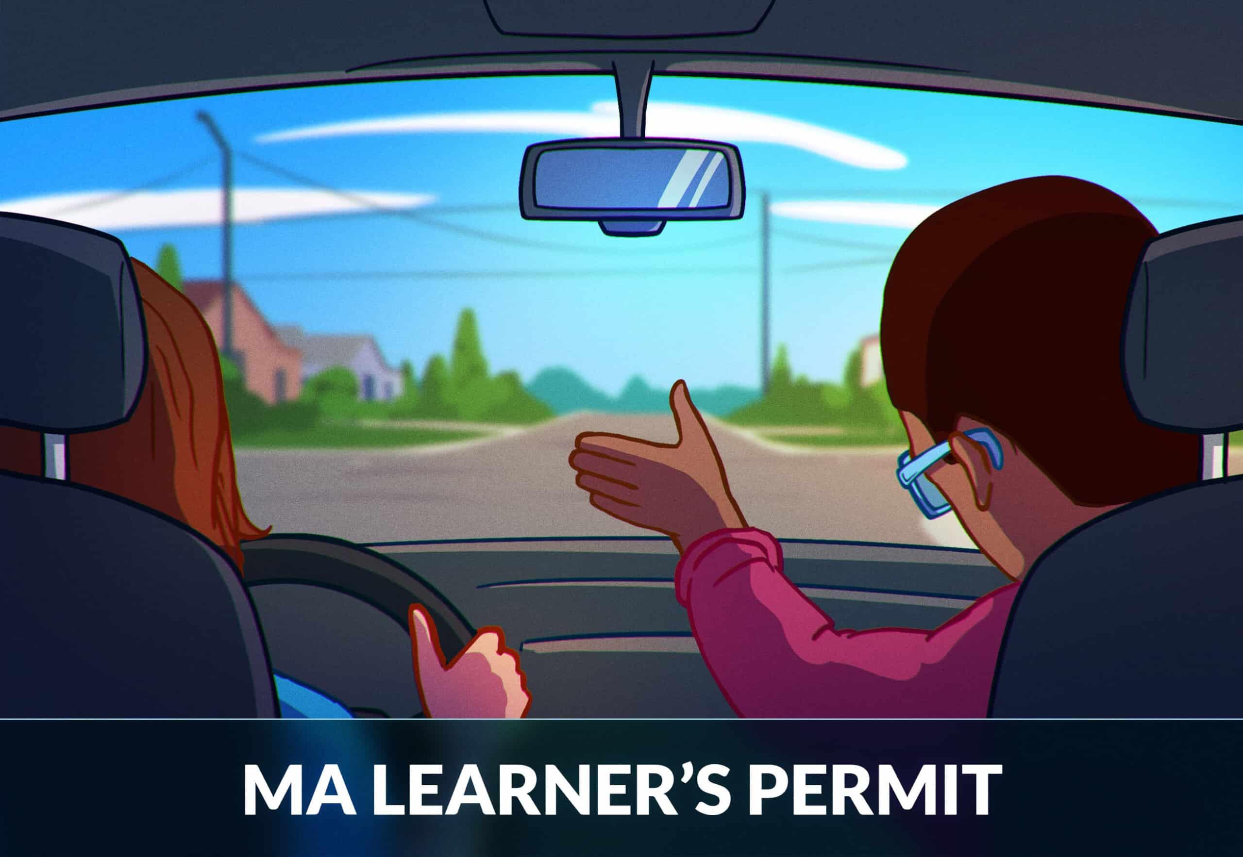 Massachusetts (MA) Learner's Permit