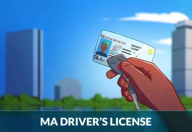 Massachusetts Driver's License