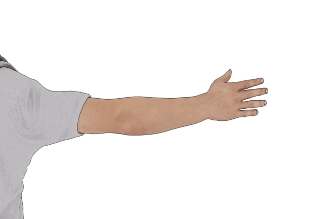Arm signals