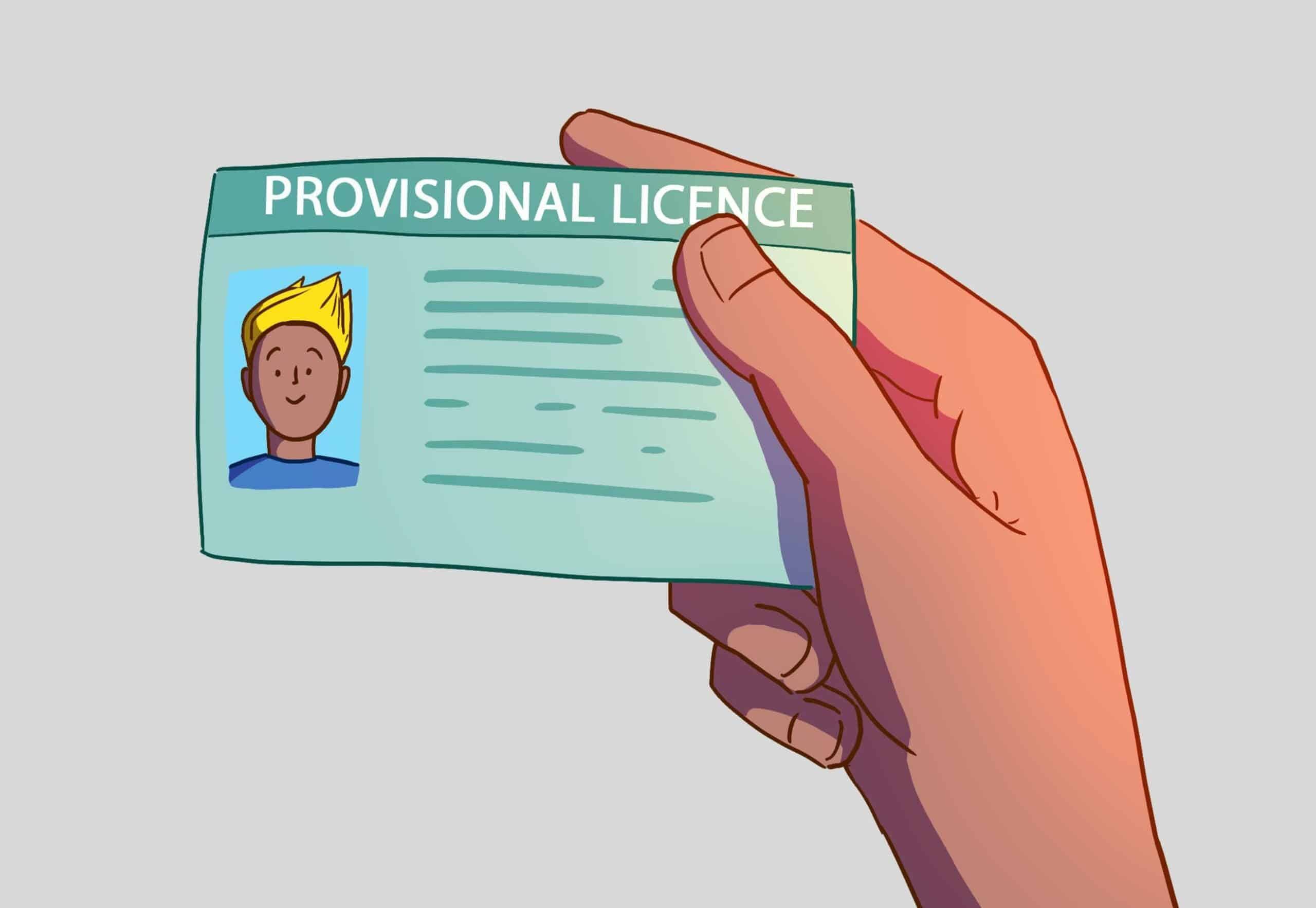 Provisional Driving Licence – A Complete Driver's Guide
