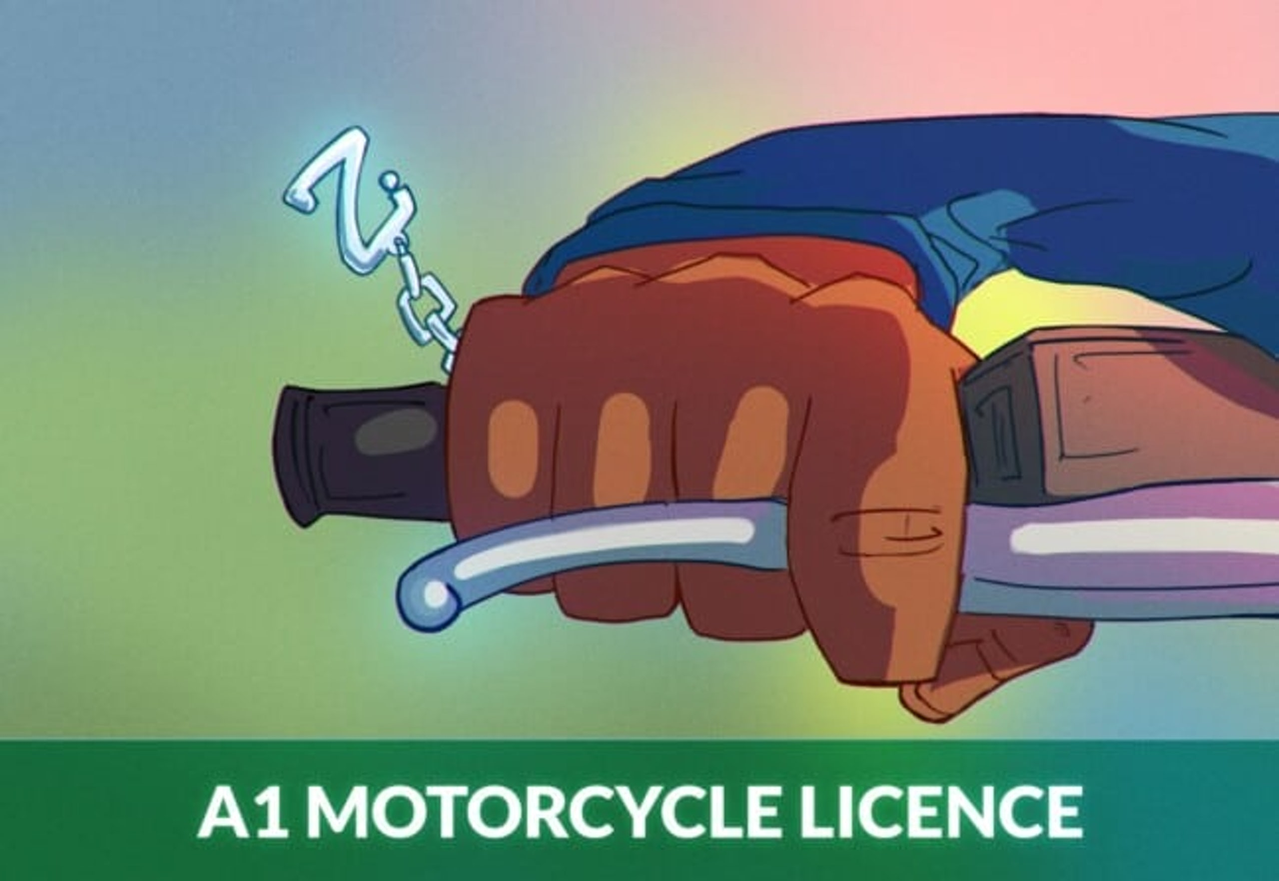 a1 motorcycle licence