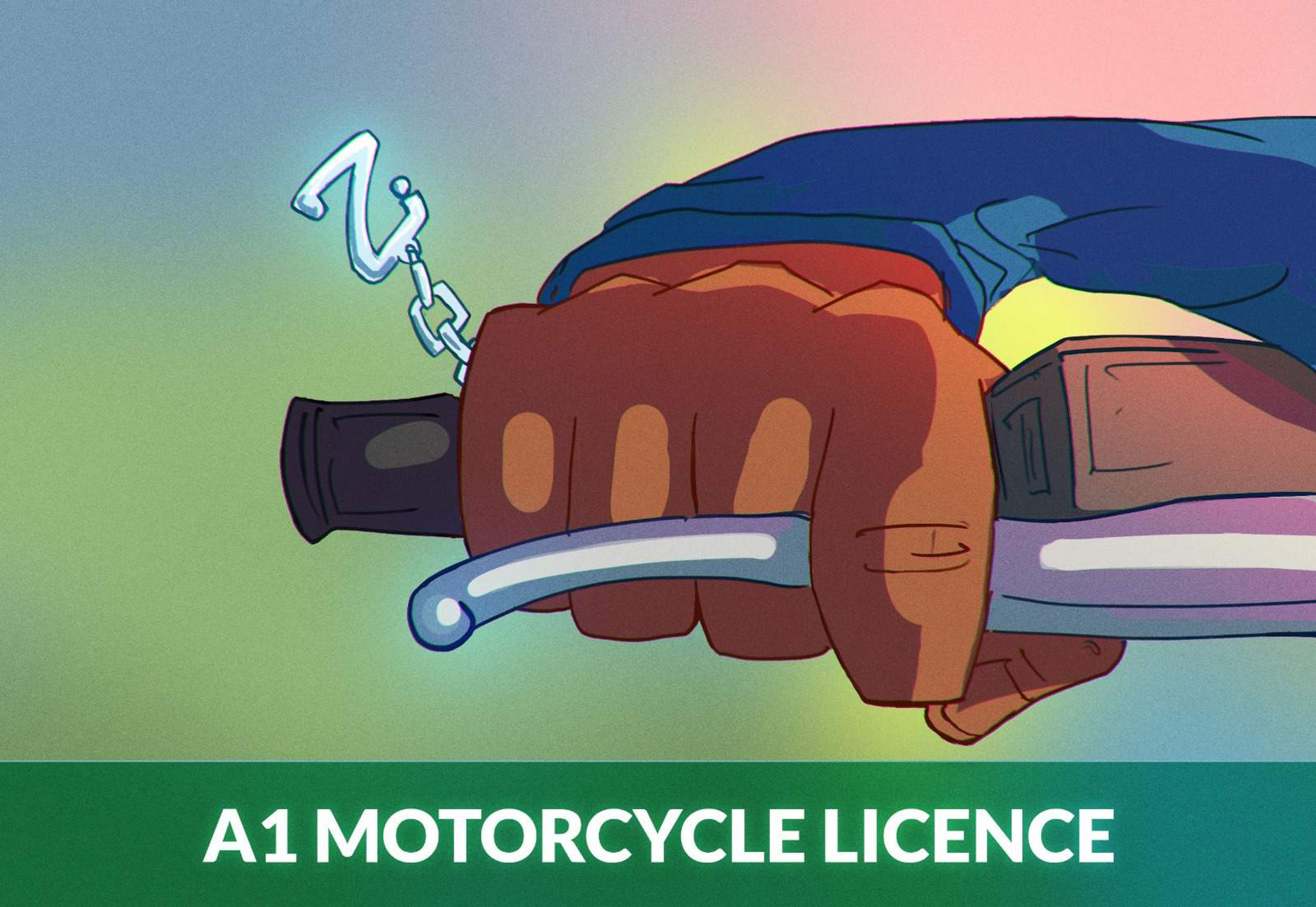A1 Motorcycle Licence: All You Need to Know